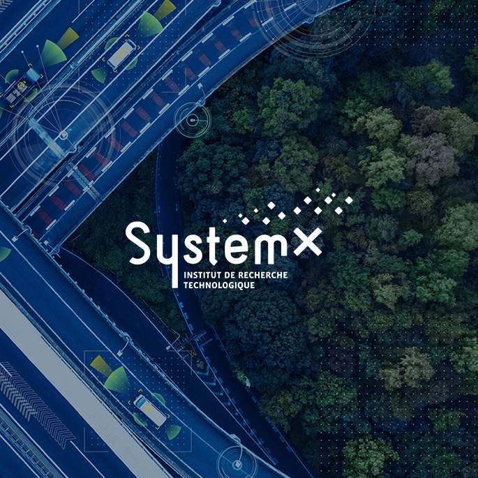 Refonte Site Internet - SystemX