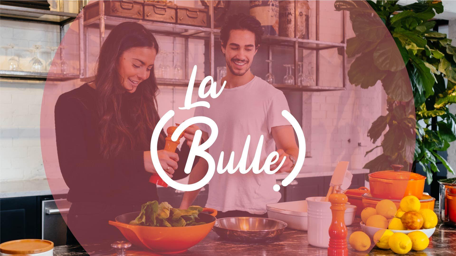 <span>La Bulle - Branding</span>